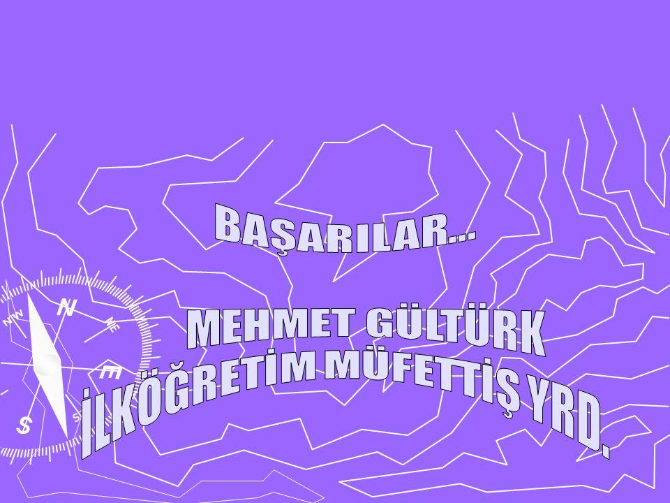 İLKÖĞRETİM MÜFETTİŞ YRD.