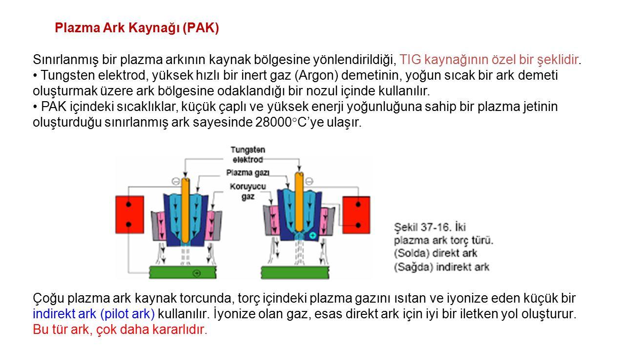 Plazma Ark Kaynağı (PAK)