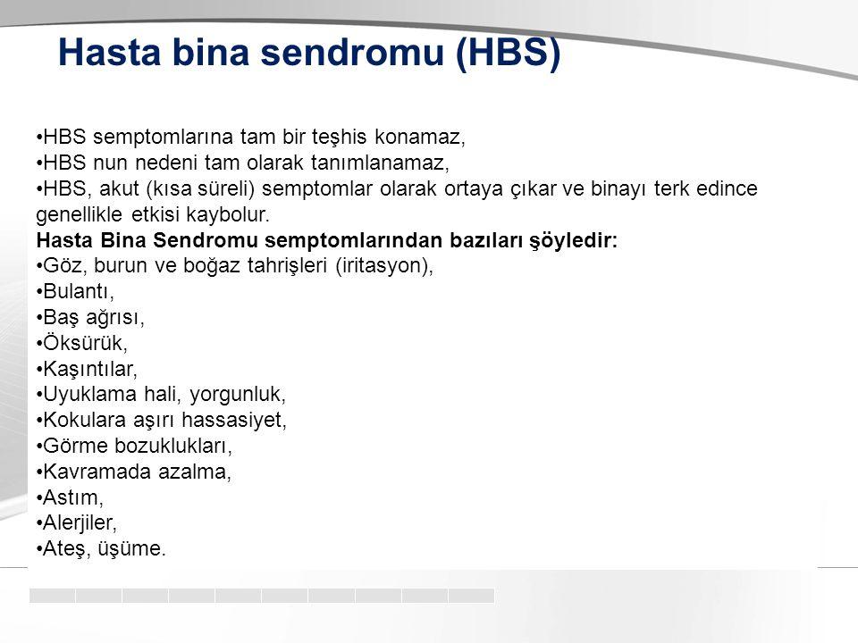 Hasta bina sendromu (HBS)