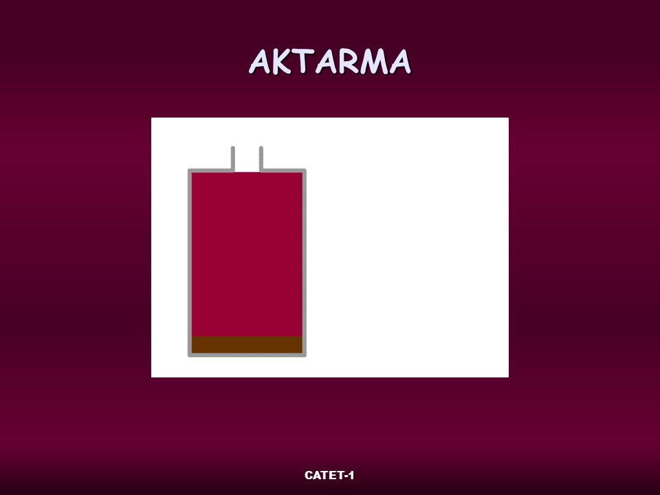 AKTARMA CATET-1