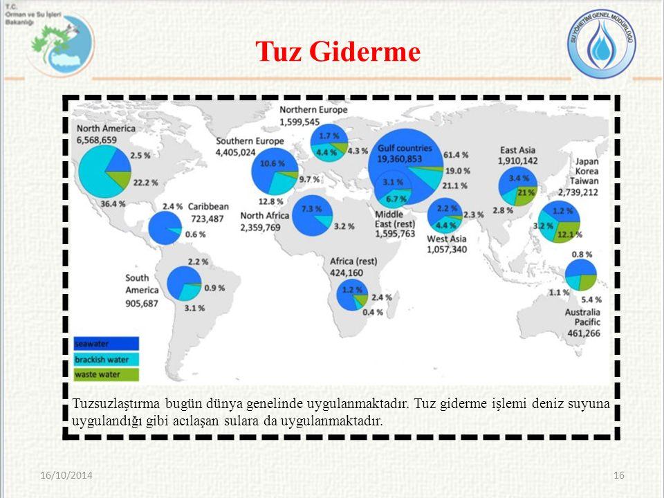 Tuz Giderme
