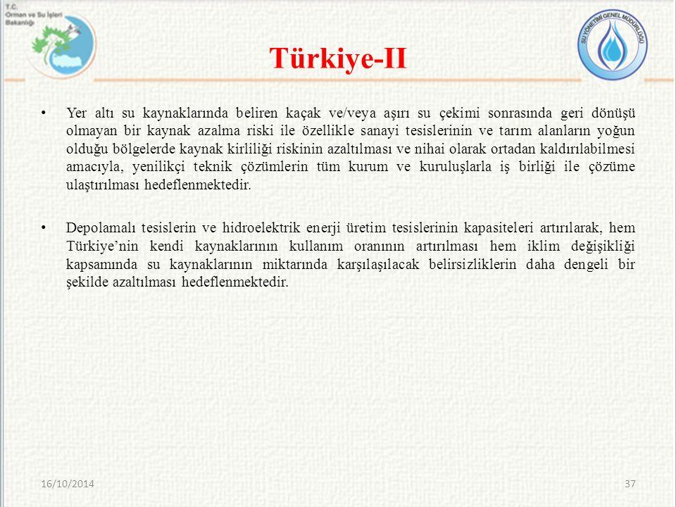 Türkiye-II