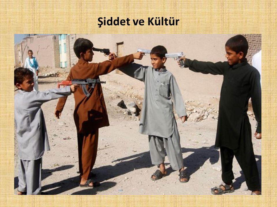 Şiddet ve Kültür