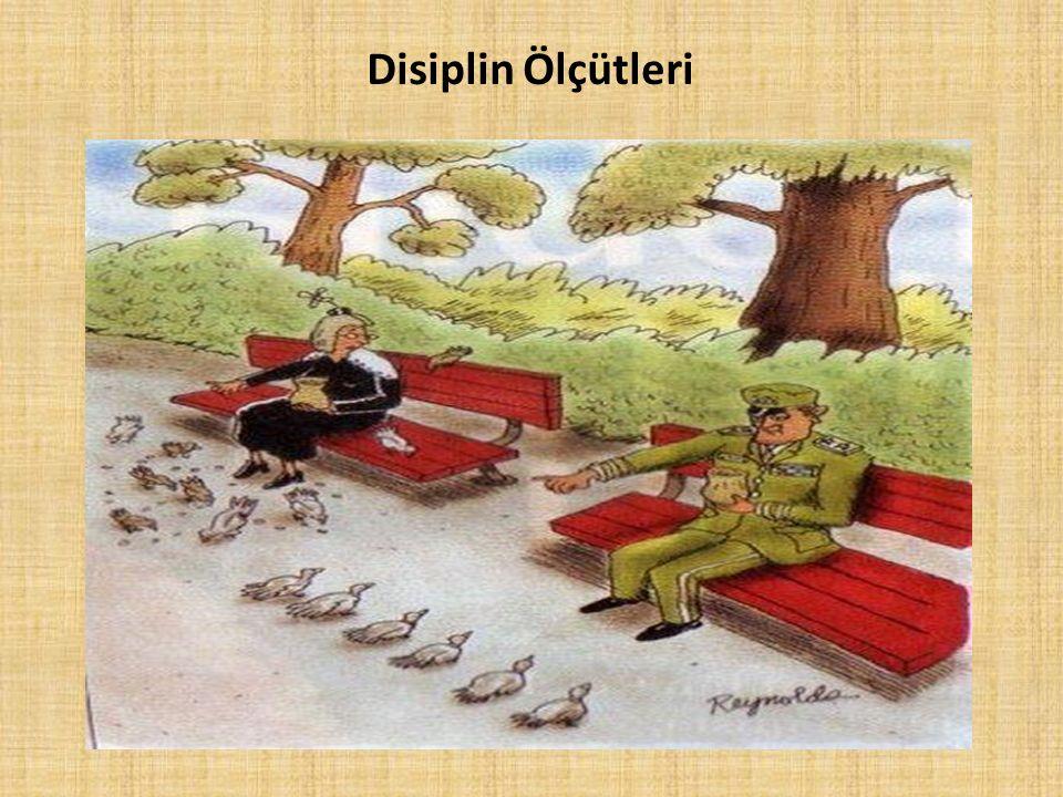 Disiplin Ölçütleri