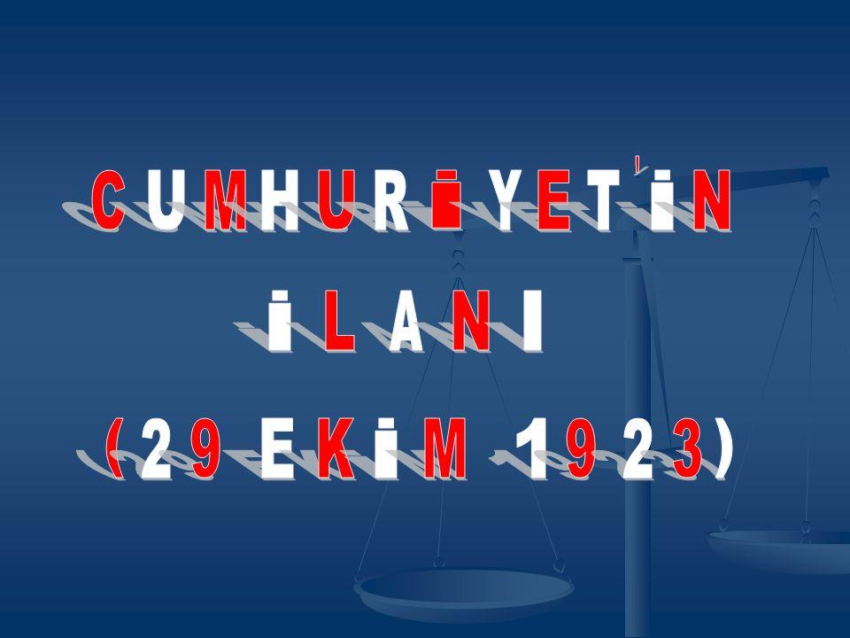 C U M H R İ Y E T N L A I ( 2 9 K ) 1 3