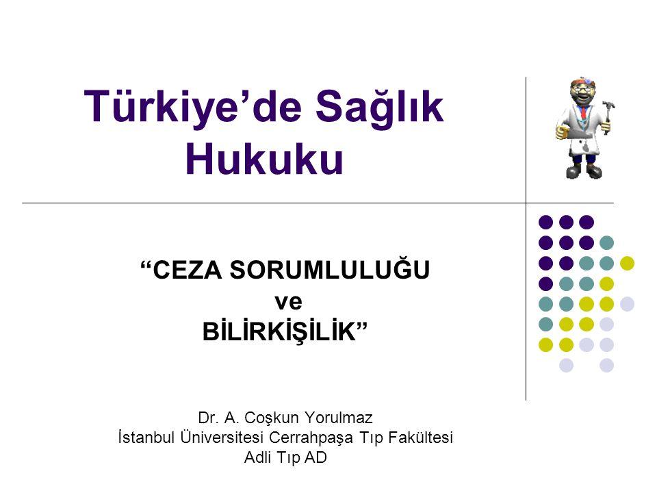 Türkiye'de Sağlık Hukuku
