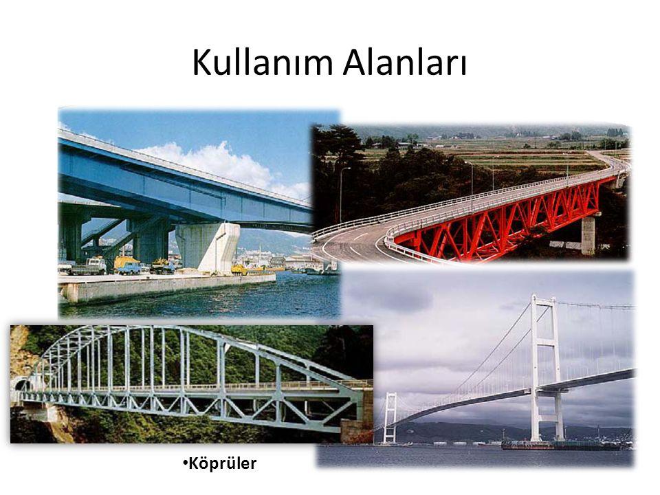 Kullanım Alanları Köprüler