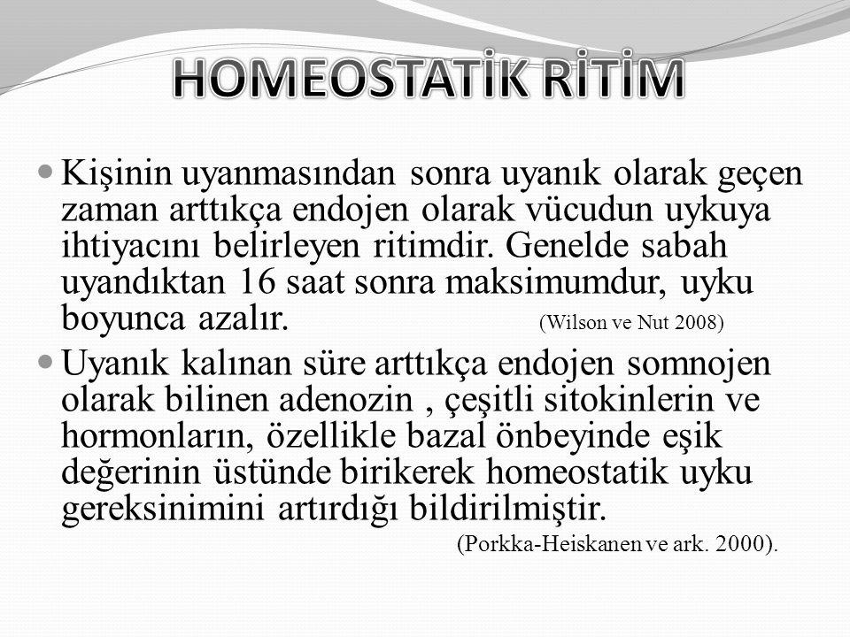 HOMEOSTATİK RİTİM