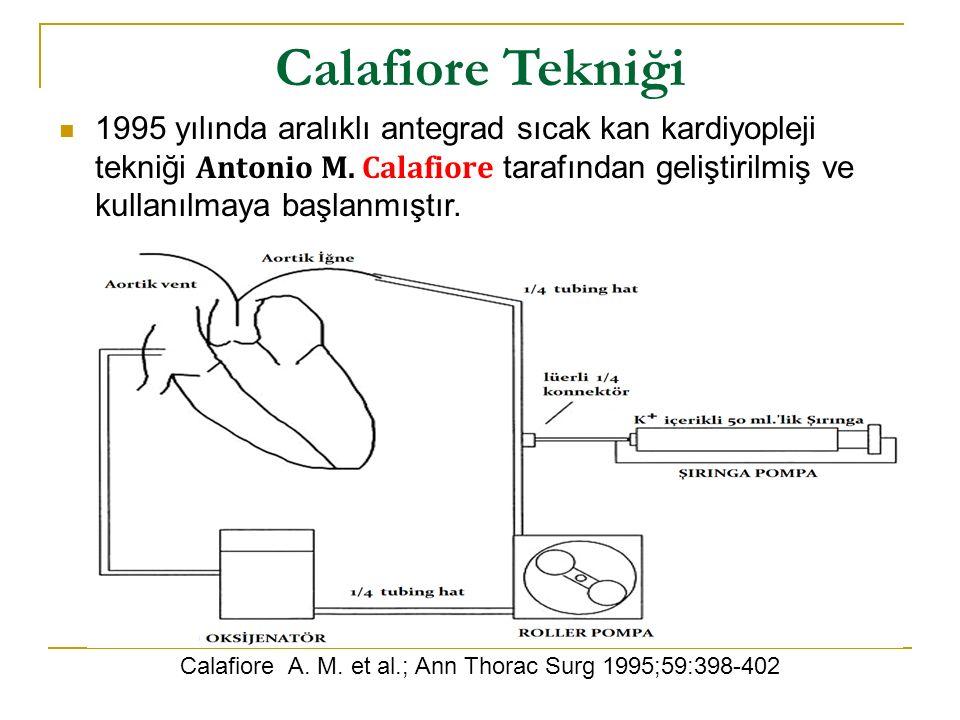 Calafiore A. M. et al.; Ann Thorac Surg 1995;59:398-402
