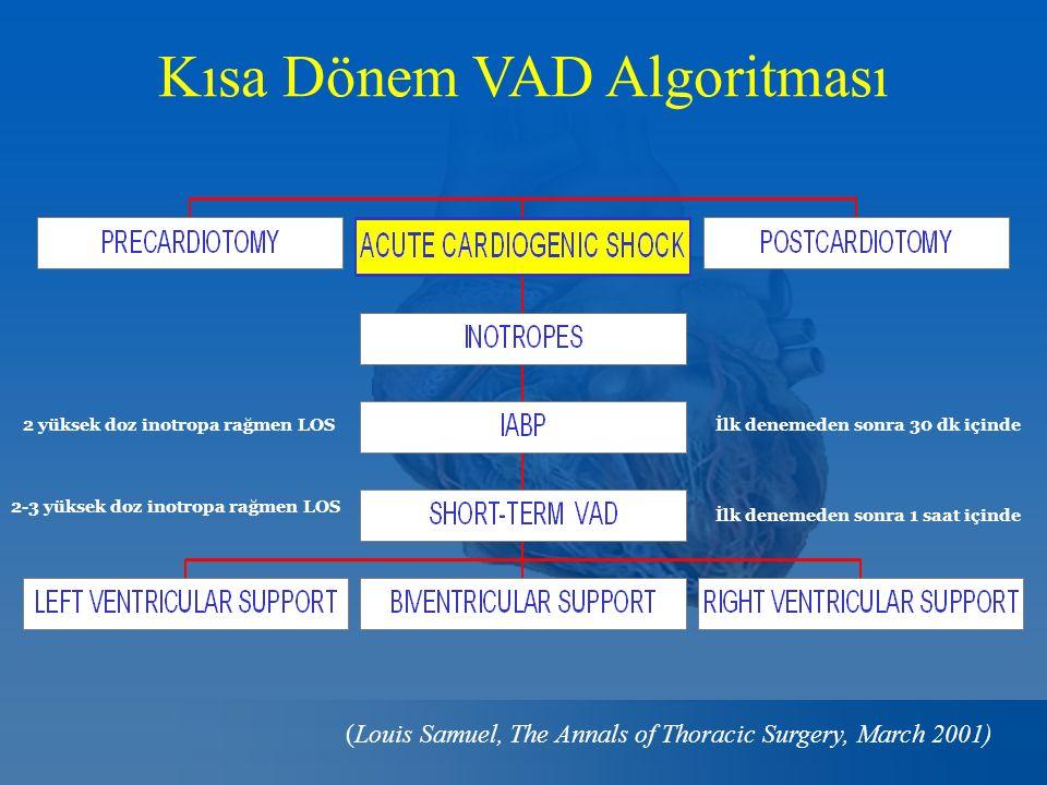 Kısa Dönem VAD Algoritması