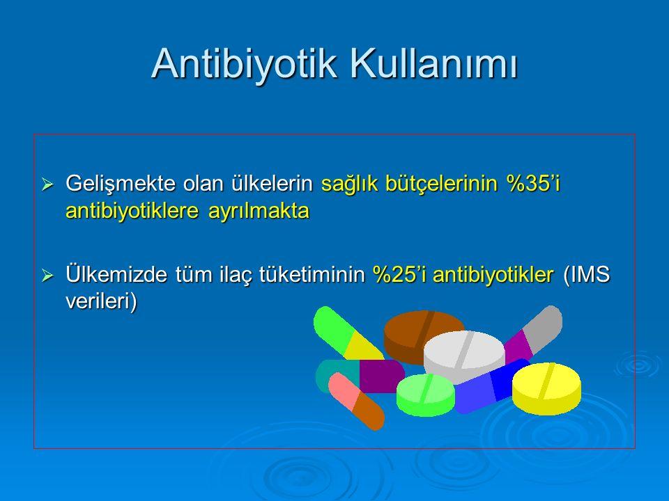 Antibiyotik Kullanımı