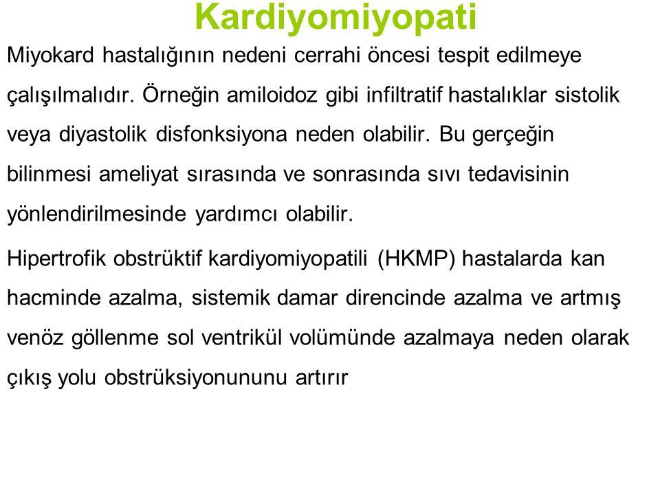 Kardiyomiyopati