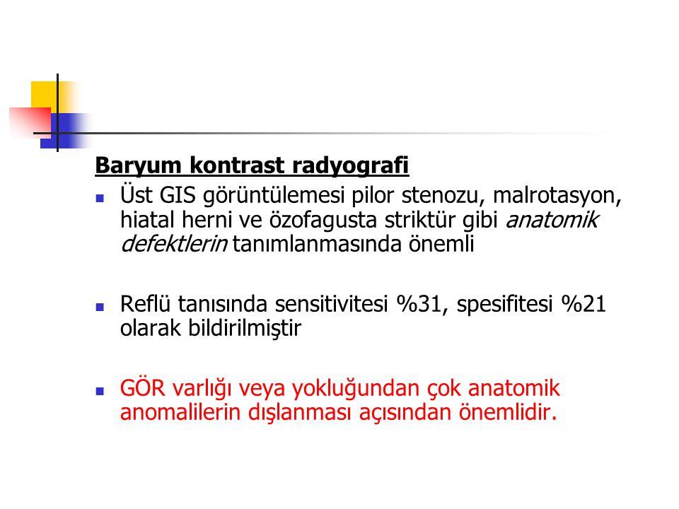 Baryum kontrast radyografi