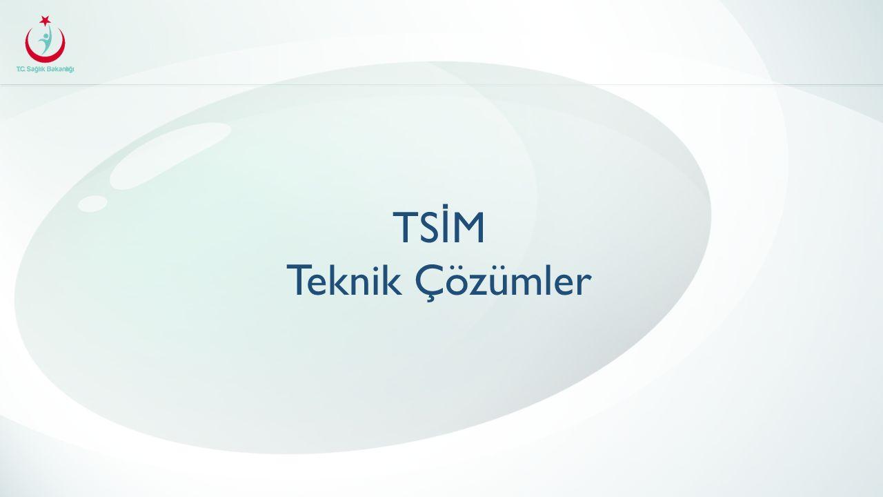 TSİM Teknik Çözümler