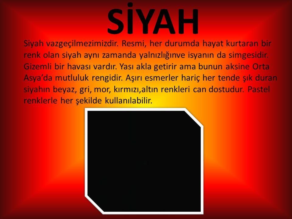 SİYAH