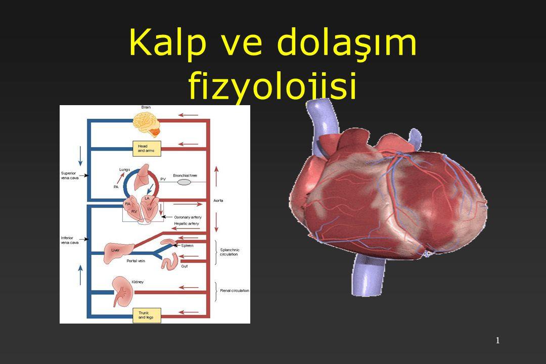 Kalp ve dolaşım fizyolojisi