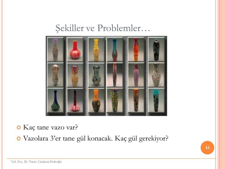Şekiller ve Problemler…