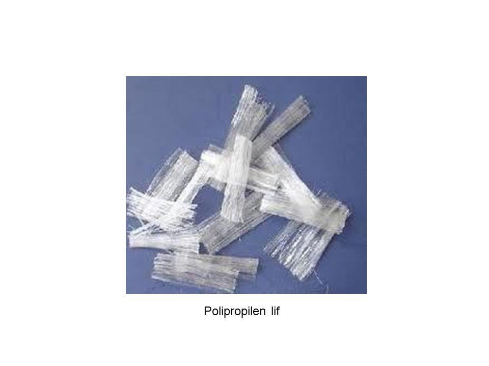 Polipropilen lif