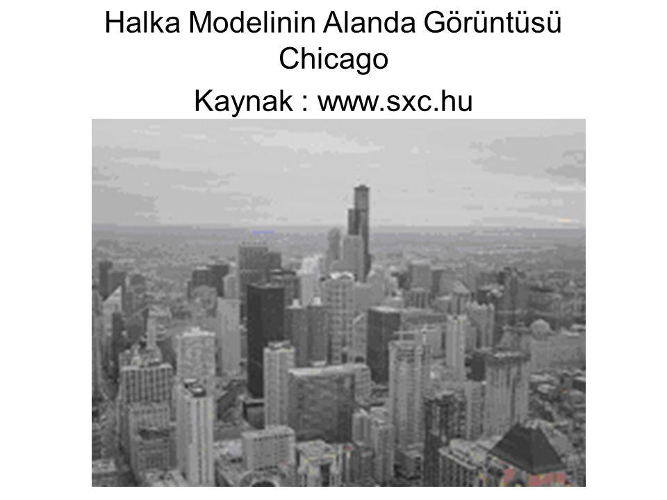 Halka Modelinin Alanda Görüntüsü Chicago Kaynak : www.sxc.hu