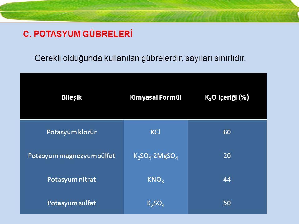 Potasyum magnezyum sülfat