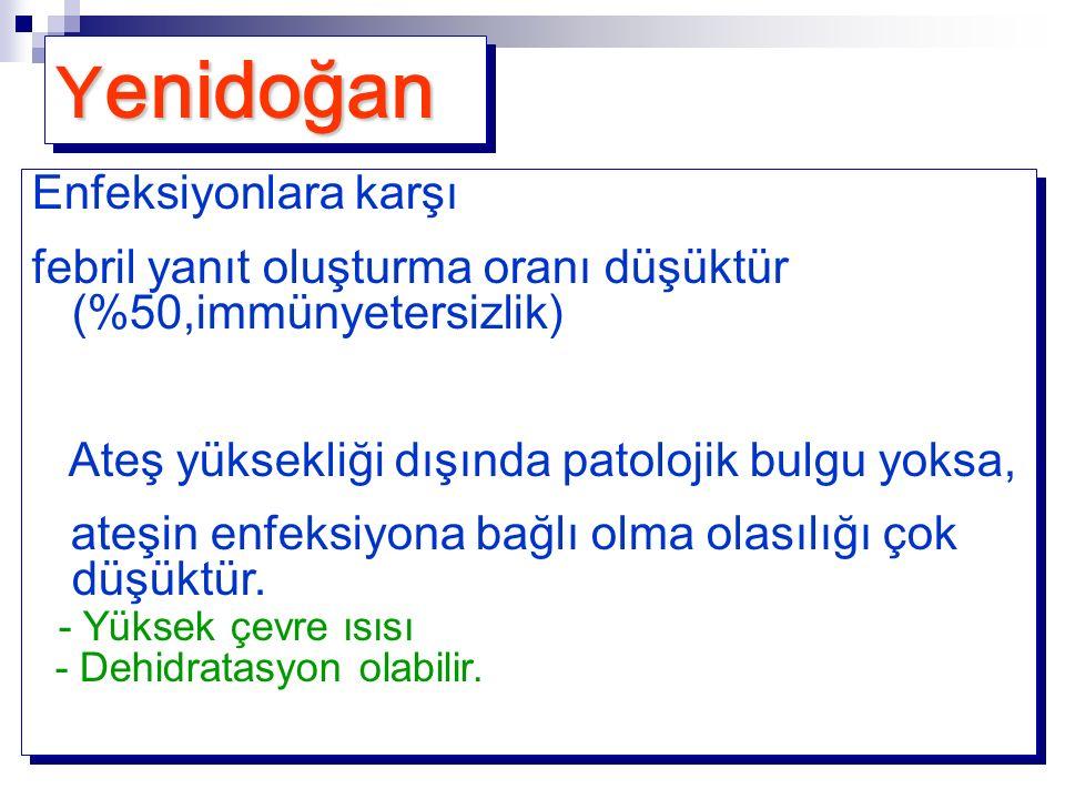 Yenidoğan Enfeksiyonlara karşı