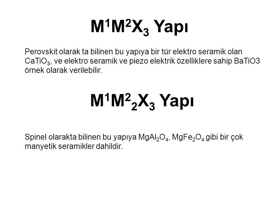 M1M2X3 Yapı