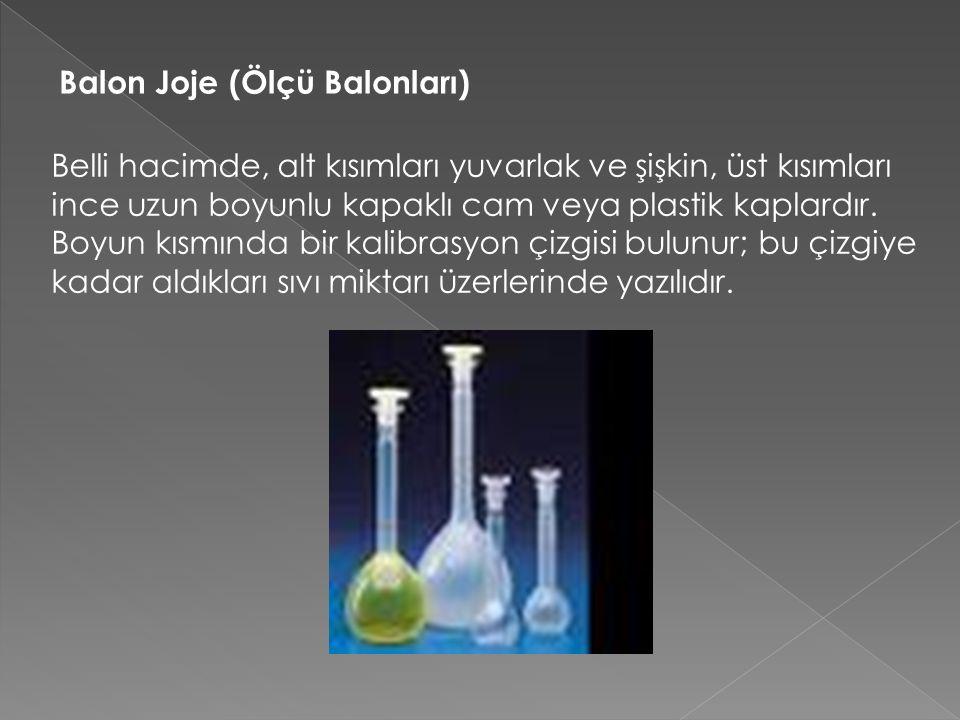 Balon Joje (Ölçü Balonları)