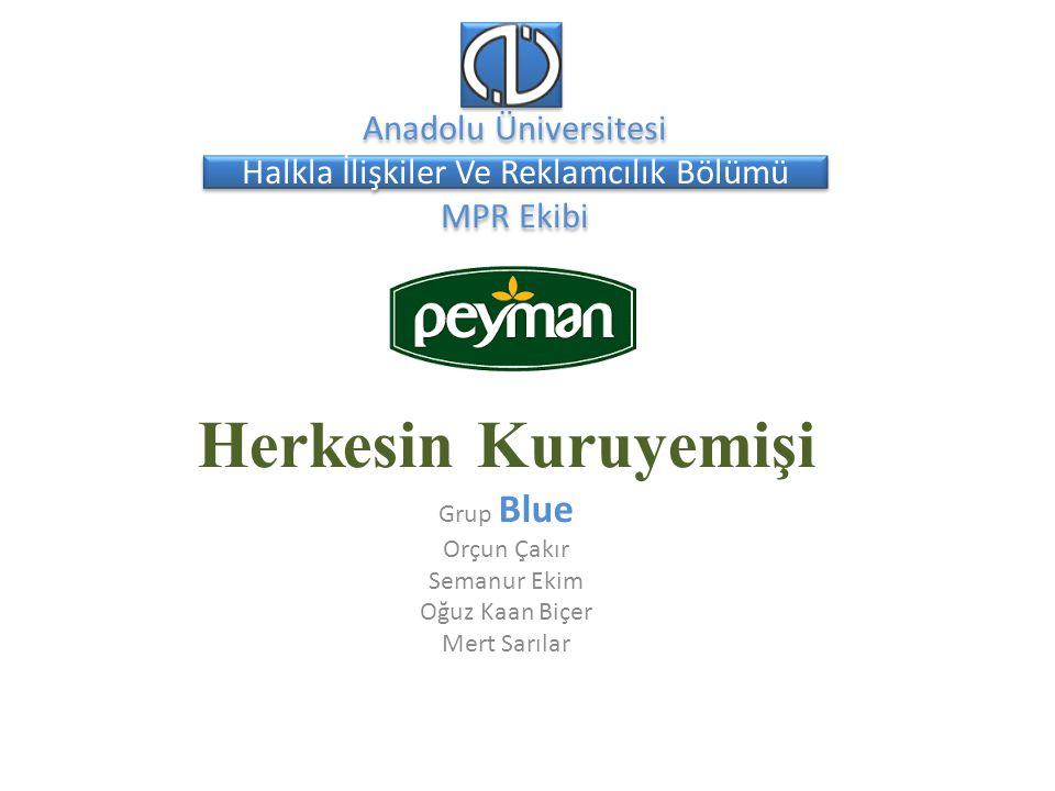 Anadolu Üniversitesi Halkla İlişkiler Ve Reklamcılık Bölümü MPR Ekibi