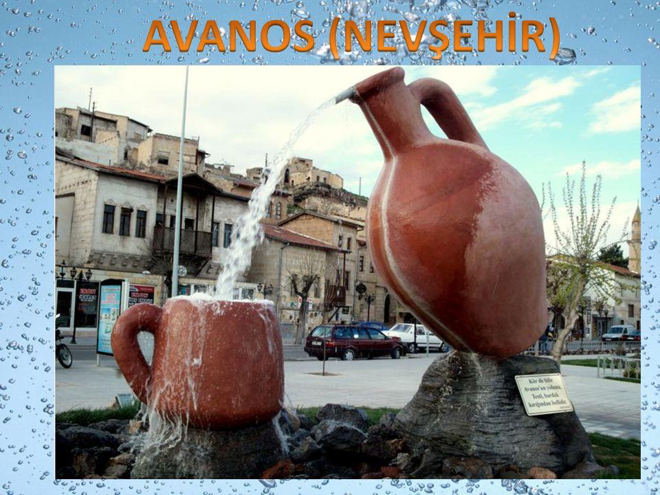 AVANOS (NEVŞEHİR)