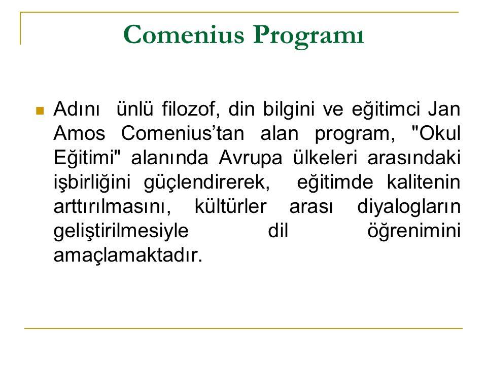 Comenius Programı
