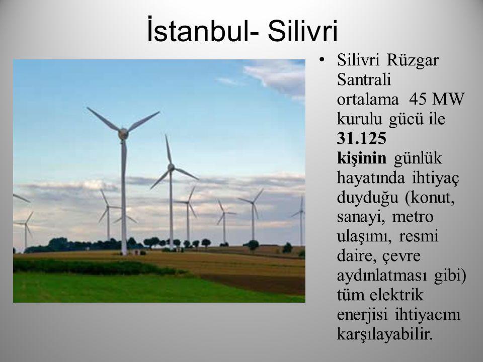 İstanbul- Silivri