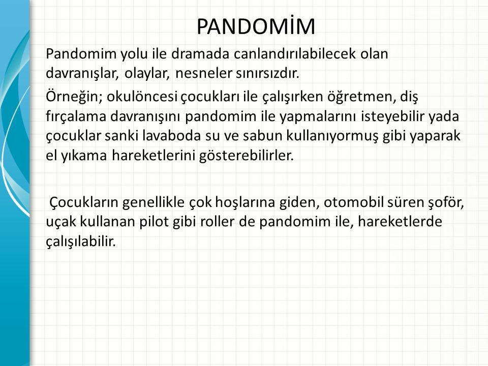 PANDOMİM