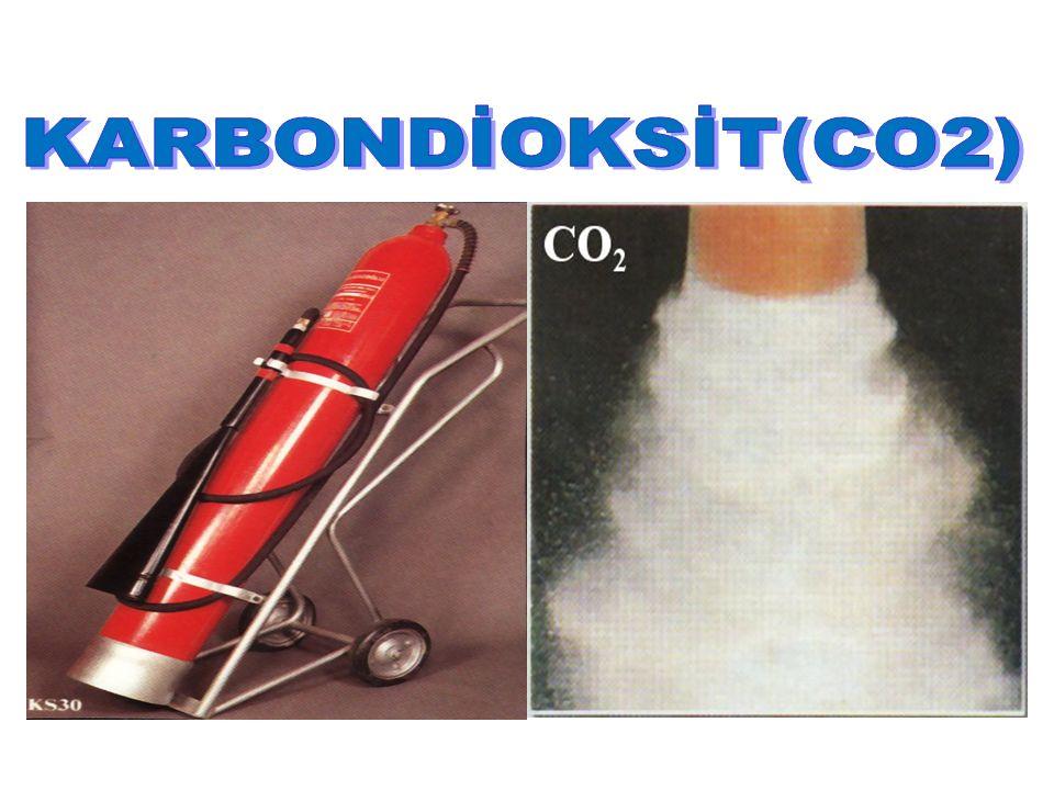 KARBONDİOKSİT(CO2)
