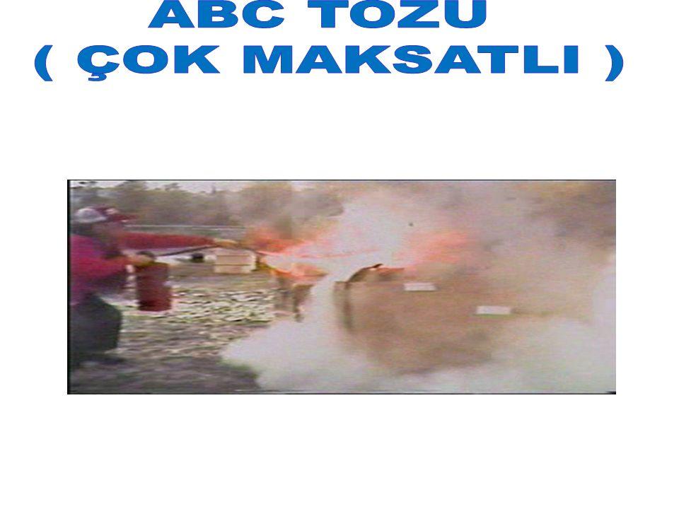 ABC TOZU ( ÇOK MAKSATLI )