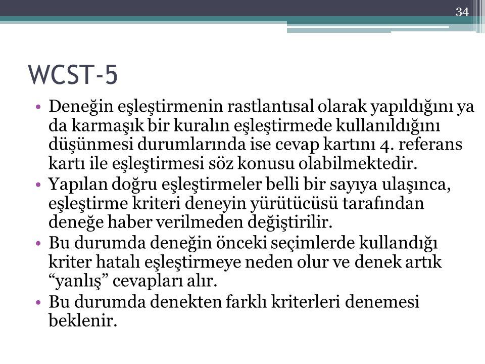 WCST-5