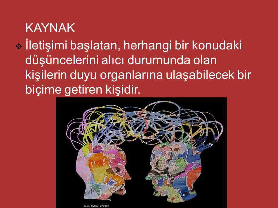 KAYNAK