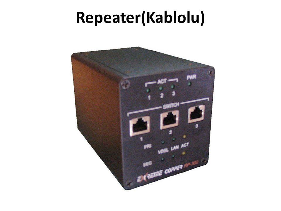Repeater(Kablolu)