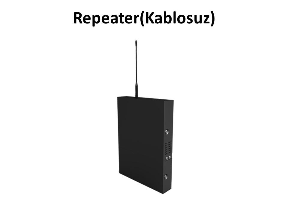 Repeater(Kablosuz)