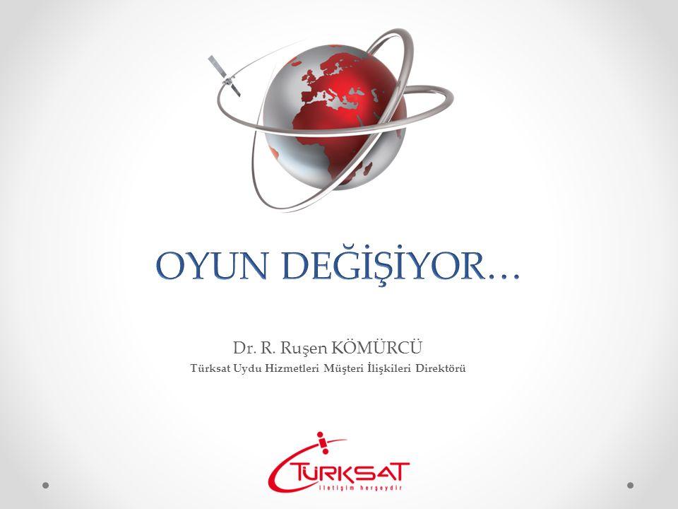 Türksat Uydu Hizmetleri Müşteri İlişkileri Direktörü