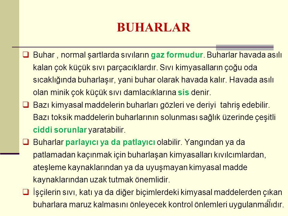 BUHARLAR