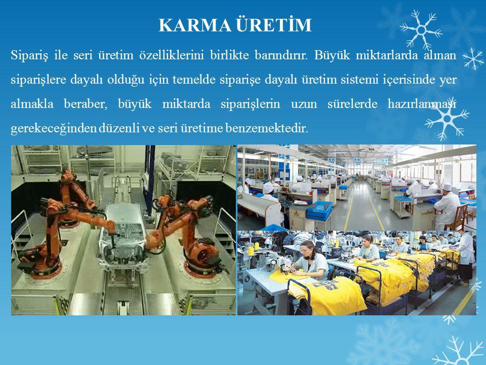KARMA ÜRETİM