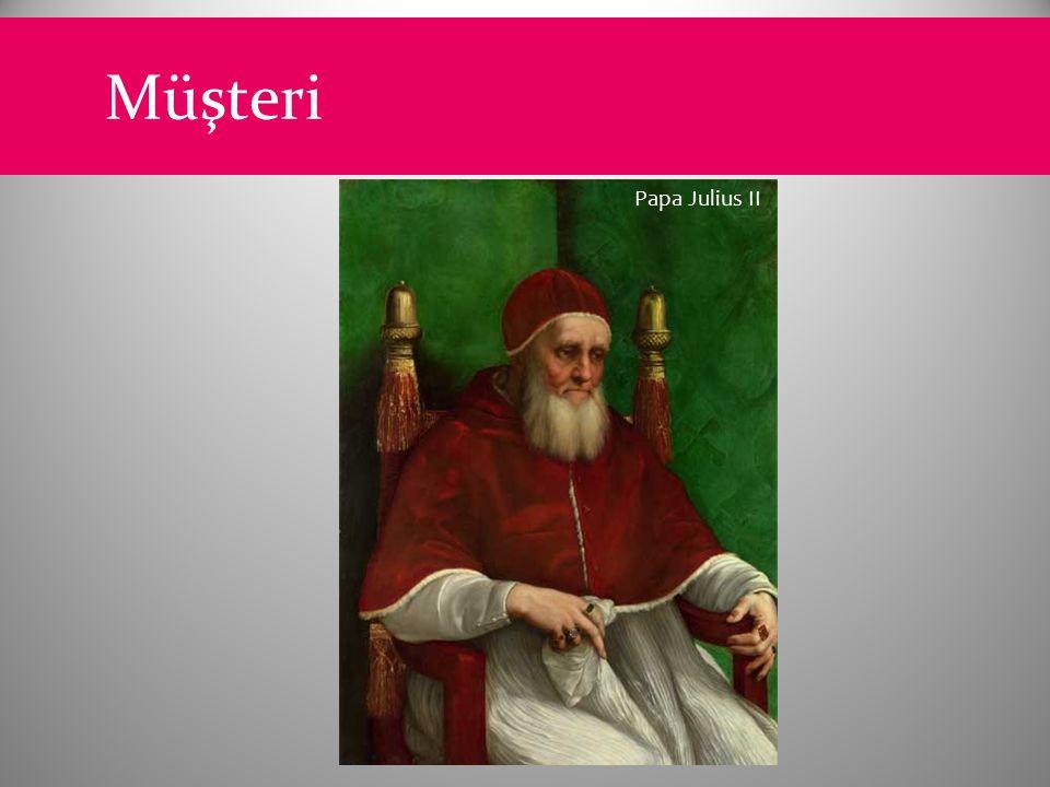 Müşteri Papa Julius II