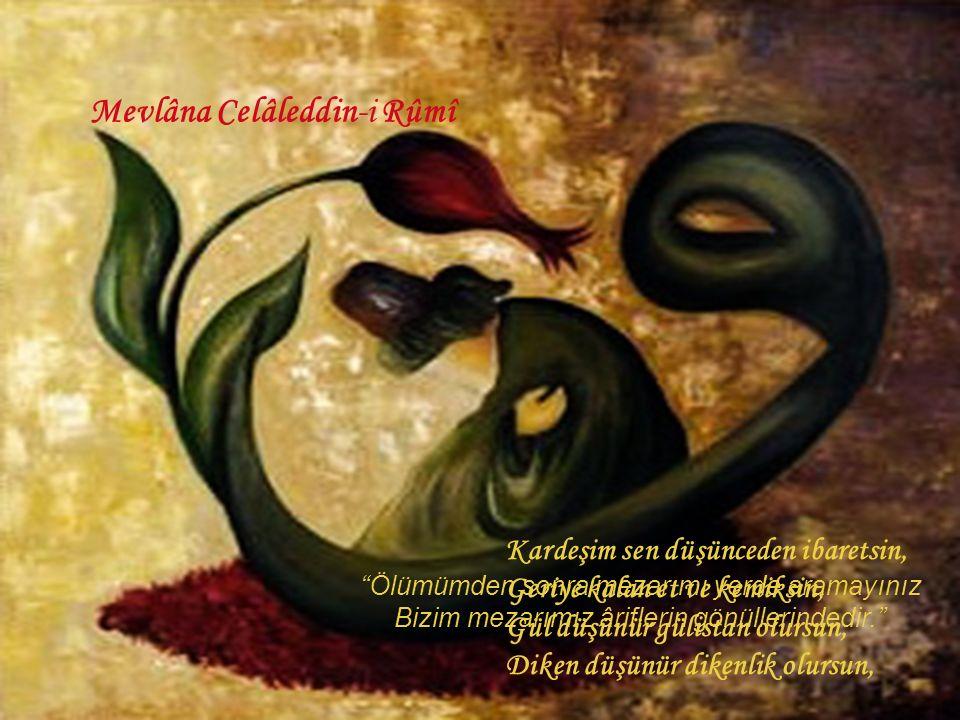 Mevlâna Celâleddin-i Rûmî