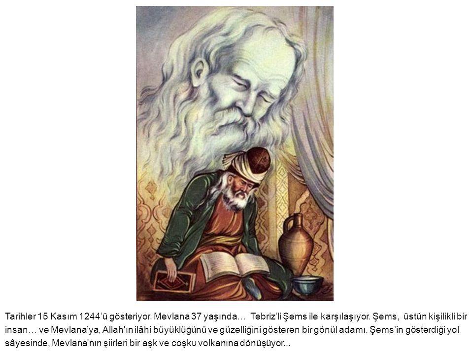 Tarihler 15 Kasım 1244'ü gösteriyor