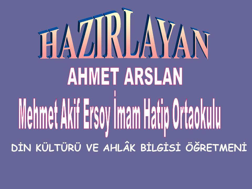 Mehmet Akif Ersoy İmam Hatip Ortaokulu