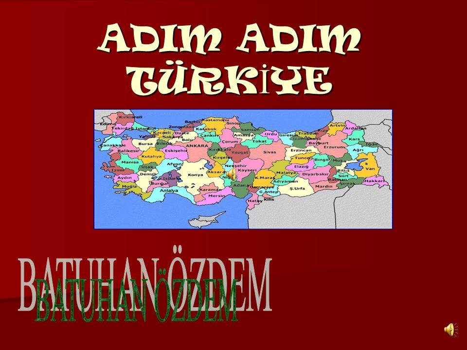 ADIM ADIM TÜRKİYE BATUHAN ÖZDEM