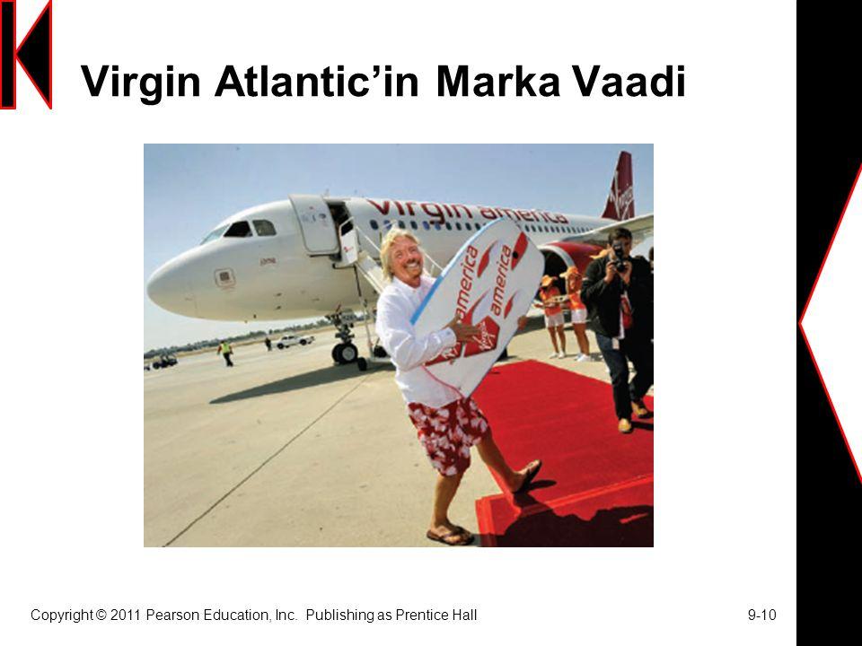 Virgin Atlantic'in Marka Vaadi
