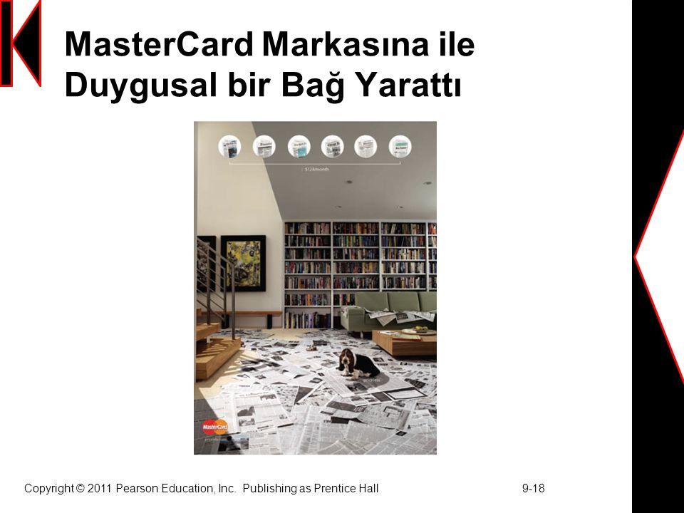 MasterCard Markasına ile Duygusal bir Bağ Yarattı