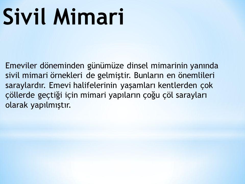 Sivil Mimari
