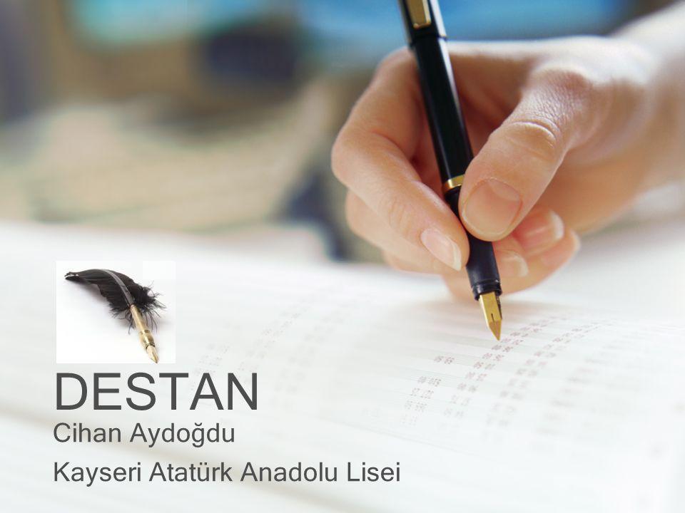Cihan Aydoğdu Kayseri Atatürk Anadolu Lisei